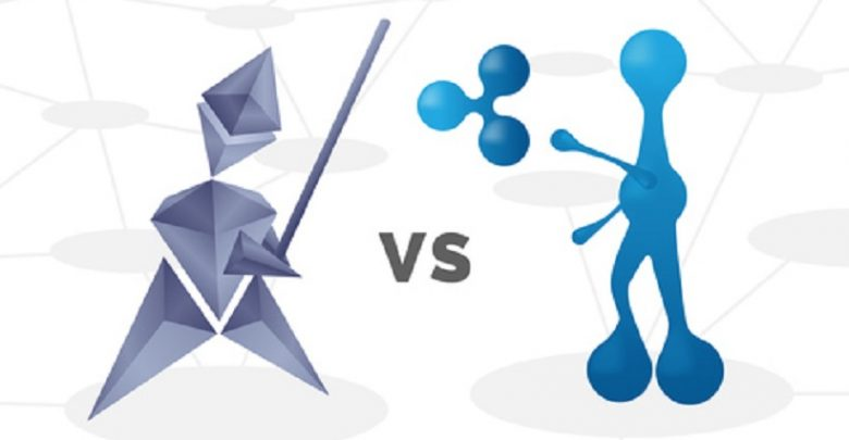 XRP and ETH